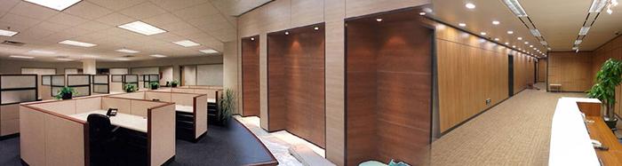 Aluminium / Wooden Partitions, Doors & Windows