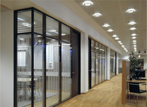 Aluminium / Wooden Partitions, Doors & Windows