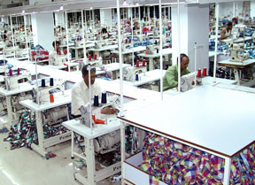 Garment Export Industry Furniture