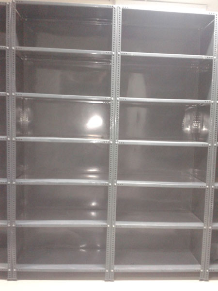 15 Pigeon Hole Slotted Angle Rack Manufacturer Amp Supplier