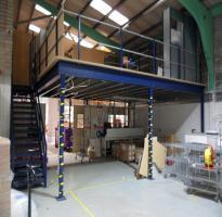 Industrial Mezzanine Floor 2