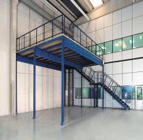 Industrial Mezzanine Floor 1
